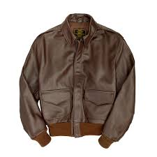 wwii government issue a 2 jacket brown