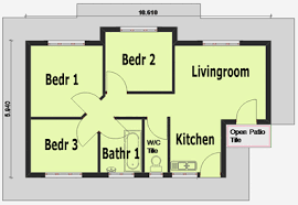 3 bedroom home design plans. Interesting Ideas 3 Bedroom House Plan Room Internetunblock Us. Home Design Plans F