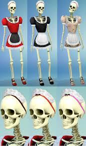 Bonehilda from The Sims 3 | Sims, Sims 3, Sims 4