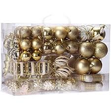 The 2015 Gold Christmas Ornament Collection  The Danbury MintChristmas Ornament Sets