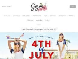 Gozon Size Chart Gozon Reviews And Reputation Check