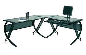 glass computer desk office depot computer desk glass top office depot black with glass top computer