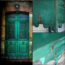 the turquoise iris furniture art how to hand paint an antique vanity to look like an authentic old door in mexico and me dressed like i m ready for