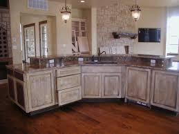 Rustic Kitchen Floor Tiles Rustic Kitchen Cabinet Manufacturers Creamed Ceramic Tiles