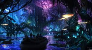 pandora the world of avatar avatar land concept art