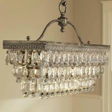 pendant lighting crystal. antique vintage rectangle crystal pendant light ceiling lamp chandelier lighting h
