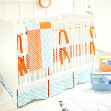 contemporary baby bedding sets orange crush crib bedding set 1 modern baby girl for girls modern