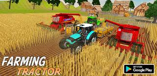 Farming <b>Tractor Driver</b> Simulator : Tractor Games - Apps on Google ...