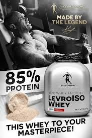 Image result for kevin levrone iso whey