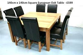 large square dining room table. Modren Square Large Round Dining Table Seats 8 Square Tables That Seat    On Large Square Dining Room Table O