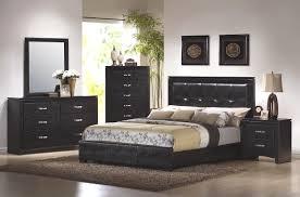 platform bedroom sets queen  king coaster dylan cal bed in
