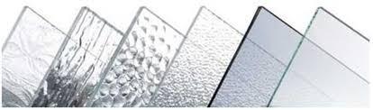 Shower Door Glass Types