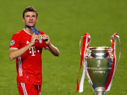 Thomas Muller hails Bayern Munich's 'brutal' mentality after Champions  League victory   The Independent