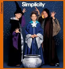Harry Potter Robe Pattern Simplicity