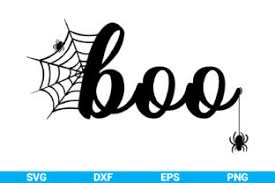 Download your free svg cut file and create your personal diy project with these beautiful quotes or designs. Boo Spider Halloween Graphic By Svgitems Creative Fabrica