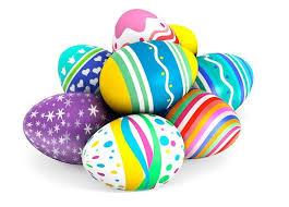 Как покрасить яйца натуральными средствами на пасху
