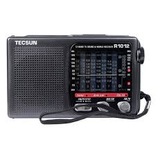 tv radio. aliexpress.com : buy portable radio tecsun r 1012 fm / mw sw tv multiband world band receiver 76 108mhz y4378a from reliable tv