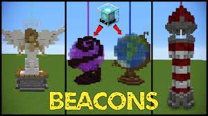 Beacon Design 11 Minecraft Beacon Designs