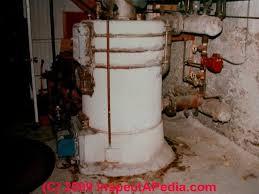 asbestos on heating boiler c daniel friedman