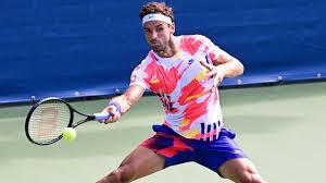View the full player profile, include bio, stats and results for grigor dimitrov. Grigor Dimitrov On Covid 19 Dark Moment After Successful Tennis Return In Cincinnati