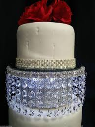 crystal wedding cake stand 102 best cake stands images on petit fours bling of crystal