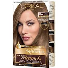 Loreal Hair Color Chart Prices Loreal Paris Superior Preference Fade Defying Shine Permanent Hair Color Ul61 Ultra Light Ash Brown 1 Kit Hair Dye 1 Count