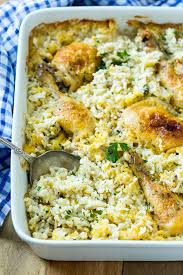 chicken casserole recipes.  Chicken This Classic Chicken And Rice Casserole Recipe Is A One Pan Meal Thatu0027s  Full Of Tender In Chicken Casserole Recipes H