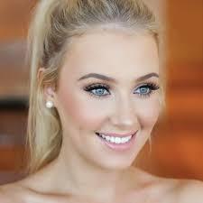 30 gorgeous wedding makeup looks make up blue eyes blond and eye