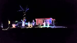 Red White And Blue Christmas Lights Red White Blue Christmas 2015 Light Show Lor
