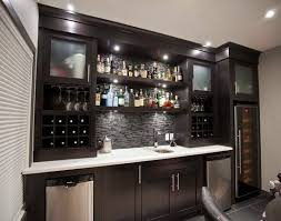 modern basement bar ideas. Plain Ideas Interior Imposing Modern Basement Bar 4 Throughout Ideas A