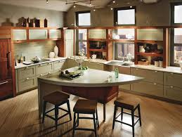 Quarter Round Kitchen Cabinets Marvelous Kitchen Maid Cabinets Lovable Quarter Round Matte White