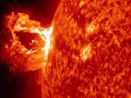 Solar Storm 2021 : Powerful solar storm ...