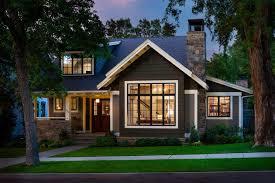 Craftsman Home Interior Design Exterior