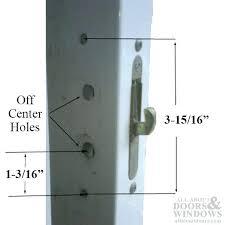 patio door locks set legacy glass sliding door handle keyed with offset choose color sliding door