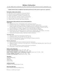 Sample Resume Sheet Metal Worker