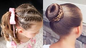 قصات شعر اطفال بنات مدرج قصير