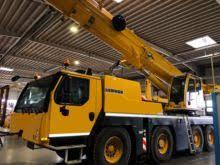Ltm 1090 4 2 Load Chart Used Liebherr Ltm 1090 Crane For Sale Machinio