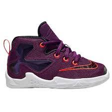 lebron purple shoes. nike lebron xiii - boys\u0027 toddler lebron purple shoes