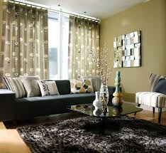 living room with black furniture. Elegant Wall Color Ideas For Living Room With Black Furniture G