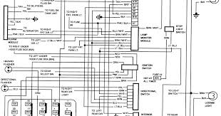 computer wiring diagram for 1990 buick century custom