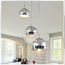 aliexpress com modern tom dixon mirror glass ball pendant lights restaurant chrome globle pendant lamps kitchen hanging light fixture luminaira from
