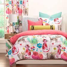 teen girls bedding. Fine Girls Image Of Purrty Cat Teen Girls Bedding Sets In