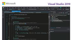 Icrosoft Com Visual Studio 2019 Ide Programming Software For Windows