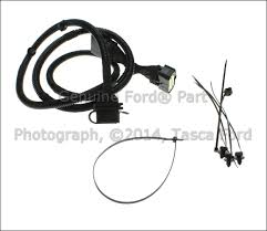 trailer hitch wiring harness genuine ford bb5z 15a416 a trailer hitch wiring harness ford bb5z 15a416 a