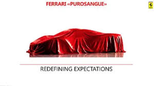Properly, every enthusiast recognizes what to anticipate from the. Ferrari Purosangue Suv Coming 2021 New Hypercar After 2022