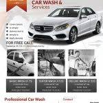 Car Wash Flyer Template - Dtk Templates