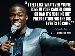 Kevin Hart Quotes Enchanting 48 Funny Inspirational Kevin Hart Quotes Wealthy Gorilla