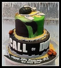 of duty cake
