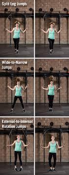 jump rope warmup