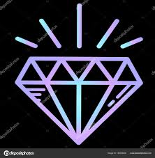 алмаз роскошь богатство векторное изображение Littlemagic